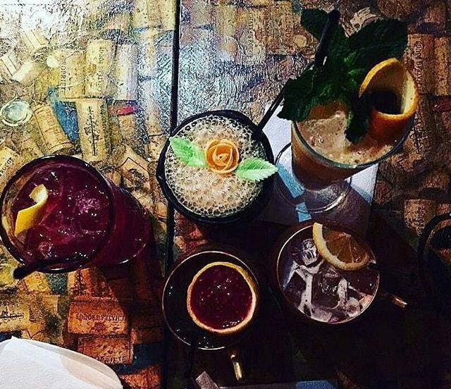 Big Liver Place — бар с интересными коктейлями