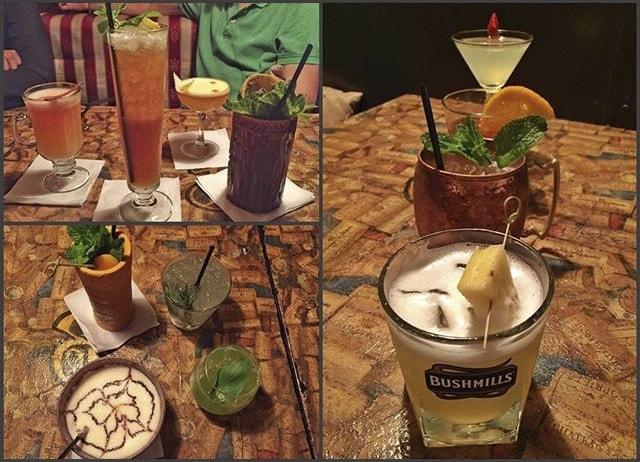 Лучшие коктейльные бары Санкт-Петербурга