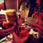 Мини бар для девичника
