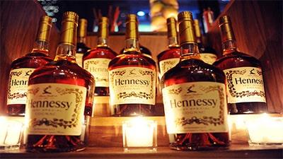 Мини история коньяка Hennessy