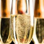 Благородное шампанское брют