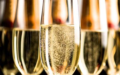 Благородное шампанское брют превью