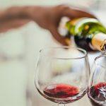 Умеренное потребление вина