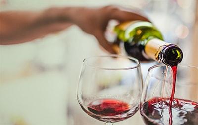 Умеренное потребление вина превью