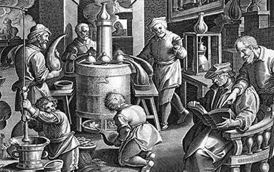 Джин – краткая история происхождения превью