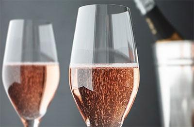 Розовое шампанское – в чем отличие от белого превью
