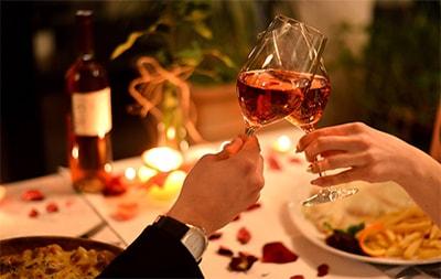 Алкогольный напиток для Дня св. Валентина превью