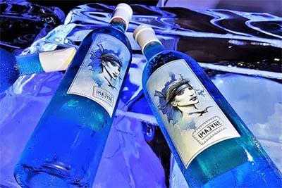 Голубое вино «Имажин» – натуральное или с красителями превью