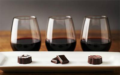 Вино и шоколад: как сочетать?