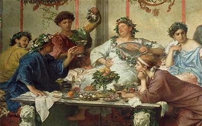 Каким было вино в Древнем мире - превью